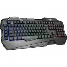 Teclado Gamer Marvo Scorpion KG745 EN USB 2.0 LED Rainbow 3 Cores