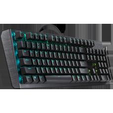 Teclado Gamer Mecânico Cooler Master CK550, RGB, Switch Gateron Brown, CK-550-GKGM1-BR