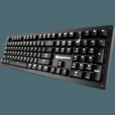 Teclado Gamer Mecânico Cougar Puri TKL, Black, Switch Blue, 37PUTM3SB.0004