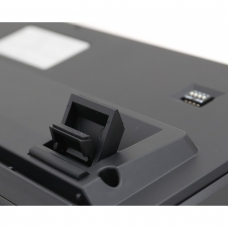 Teclado Gamer Mecanico Ducky Channel One, Keycaps Cinza, Switch Black