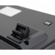 Teclado Gamer Mecanico Ducky Channel One, Keycaps Cinza, Switch Brown