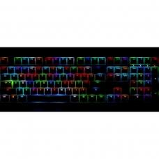 Teclado Gamer Mecanico Ducky Channel One RGB, Switch Red
