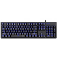 Teclado Gamer Mecânico T-Dagger Bermuda, Switch Blue, Black