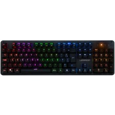Teclado Gamer Mecânico Warrior Dunky, Switch Blue, Led Rainbow, TC248