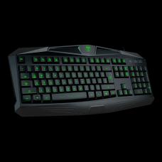 Teclado Gamer T-Dagger Minesweeping Led, USB, ABNT2, Black, T-TGK103