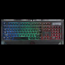 Teclado Gamer Xtrike-Me KB-507, Membrana, Rainbow