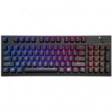Teclado Mecânico Gamer Cooler Master Masterkeys Pro M RGB, Switch Blue, ABNT2, SGK-6040-KKCL1-BR