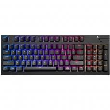 Teclado Mecânico Gamer Cooler Master Masterkeys Pro M RGB, Switch Grey, ABNT2, SGK-6040-KKCS1-BR