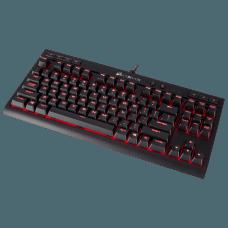 Teclado Mecânico Corsair Compact K63 Switch Cherry MX Red CH-9115020-BR USB ABNT2
