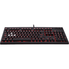 Teclado Mecânico Corsair Gamer Strafe, Switch Cherry MX Brown, CH-9000092-NA