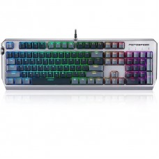 Teclado Mecânico Gamer MotoSpeed CK80 Zeus, RGB, Switch Óptico, FMSTC0076CIZ