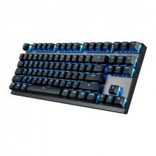 Teclado Mecânico Gamer Motospeed GK82 Wireless, Preto, Switch Vermelho, LED Azul, FMSTC0067VEM