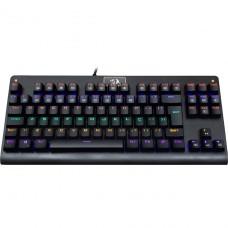 Teclado Mecânico Gamer Redragon Dark Avenger K568 Rainbow, Switch Black, ABNT2, Black, K568R-Black