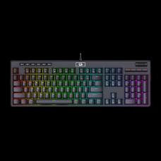 Teclado Mecânico Gamer Redragon K579 Manyu RGB, Switch Blue, ABNT-2, Black