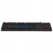 Teclado Mecânico Gamer Redragon Kama Switch Brown K578 RGB, Black - Open Box