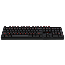 Teclado Mecânico Gamer Redragon Mitra K551, Switch Brown, ABNT2, Black