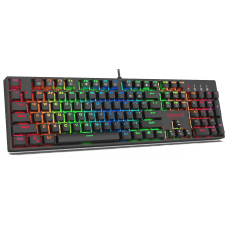 Teclado Mecânico Gamer Redragon Surara K582 RGB, Switch Outemu Red, ANSI