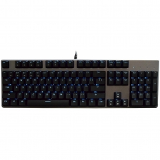 Teclado Mecanico MotoSpeed CK107 K96, Led Branco, Switch LK Optical, FMSTC0037LRJ