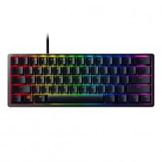 Teclado Óptico Gamer Razer Huntsman Mini, Chroma, Razer Switch Red, US, RZ03-03390200-R3M1
