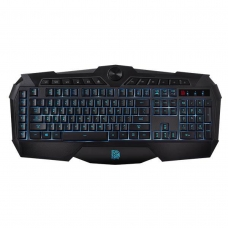 Teclado Gamer Thermaltake Challenger Prime Lighting, ABNT2, KB-CHM-MBBLPB