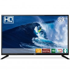 TV LED 39 HQ HQTV39 HD Conversor Digital 3 HDMI 2 USB