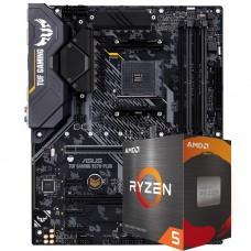 Kit Upgrade, ASUS TUF Gaming X570-Plus + AMD Ryzen 5 5600G