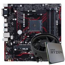 Kit Upgrade, Asus Prime B450M Gaming/BR + Ryzen 3 4300GE