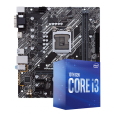 Kit Upgrade, Intel i3 10100F, ASUS Prime H410M-E