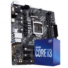 Kit Upgrade, Intel i3 10105F, Gigabyte H410M H