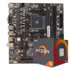 Kit Upgrade Ryzen 5 2400G + AFox A320