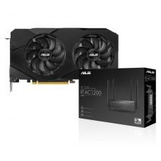 Kit Upgrade ASUS GeForce RTX 2060 OC EVO Dual + ASUS RT-AC1200 V2