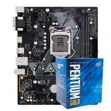 Kit Upgrade, Asus Prime H310M-E + Intel Pentium Gold G5420