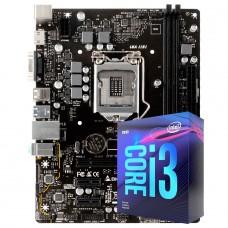 Kit Upgrade, Biostar H310MHP + Intel Core i3 9100F