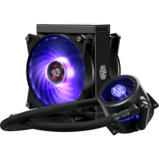 Water Cooler Cooler Master Master Liquid Pro 120 RGB 120mm, Intel-AMD, MLY-D12X-A20PC-R1 - Open Box