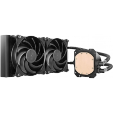 Water Cooler Cooler Master MasterLiquid Lite 240mm, Intel-AMD, MLW-D24M-A20PW-R1