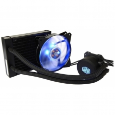 Water Cooler Cooler Master Masterliquid ML120L, RGB 120mm, Intel-AMD, MLW-D12M-A20PC-R1