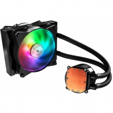 Water Cooler Cooler Master MasterLiquid ML120R, RGB 120mm, Intel-AMD, MLX-D12M-A20PC-R1