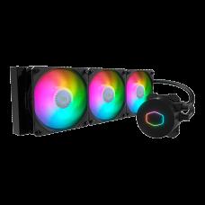 Water Cooler Cooler Master MasterLiquid ML360L ARGB 360mm, Intel-AMD, MLW-D36M-A18PA-R2