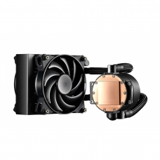 Water Cooler Cooler Master MasterLiquid Pro, 140mm, Intel-AMD, MLY-D14M-A22MB-R1