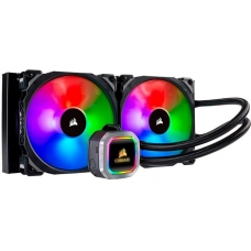 Water Cooler Corsair Platinum H115I, RGB 280mm, Intel-AMD, CW-9060038-WW