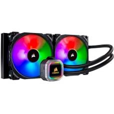 Water Cooler Corsair Platinum H115I, RGB 280mm, Intel-AMD, CW-9060038-WW