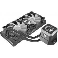 Water Cooler Cougar Helor RGB 240mm, Intel-AMD, RL-HLR240-V1