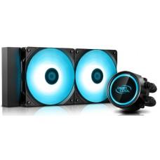Water Cooler DeepCool Gammaxx L240 V2 RGB 240mm, Intel-AMD, DP-H12RF-GL240V2