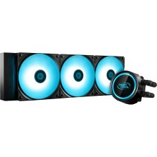 Water Cooler DeepCool Gammaxx L360 V2 RGB 360mm, Intel-AMD, DP-H12RF-GL360V2C