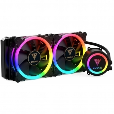 Water Cooler Gamdias Chione M1A 240R, RGB 240mm, Intel-AMD