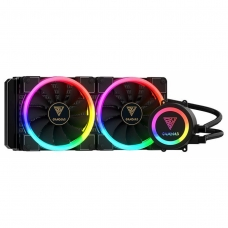 Water Cooler Gamdias Chione M1A 280R, RGB 280mm, Intel-AMD