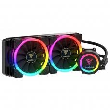 Water Cooler Gamdias Chione M1A 280R, RGB 280mm, Intel-AMD