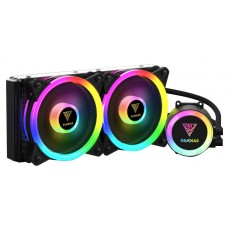 Water Cooler Gamdias Chione M2-240R, RGB, Controlador, 240mm, Intel-AMD
