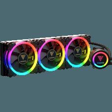 Water Cooler Gamdias Chione P1A 360R, RGB 360mm, Intel-AMD