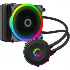 Water Cooler GameMax Iceberg 120, Rainbow 120mm, Intel-AMD